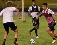 Colombia busca los tres puntos ante Paraguay