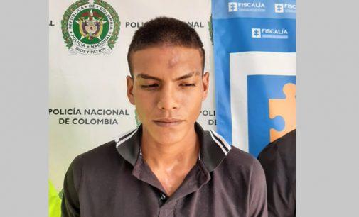 Capturado responsable de incineración en Alcaldía de La Plata