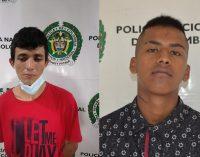 Capturadas dos personas por fuga de presos