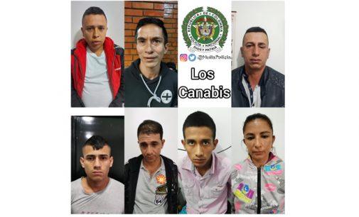 Desarticulada banda delincuencial en Pitalito