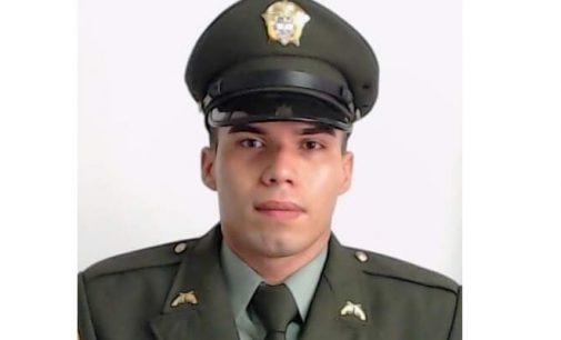 Murió patrullero de la Policía