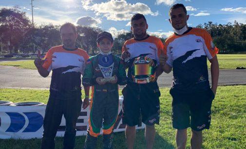 Opita se coronó en competencia nacional de kartismo