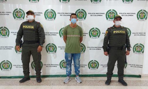 Capturado hombre requerido por orden judicial