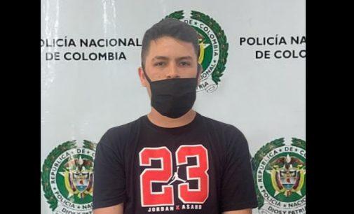 Detenido individuo por homicidio en el sur de Neiva